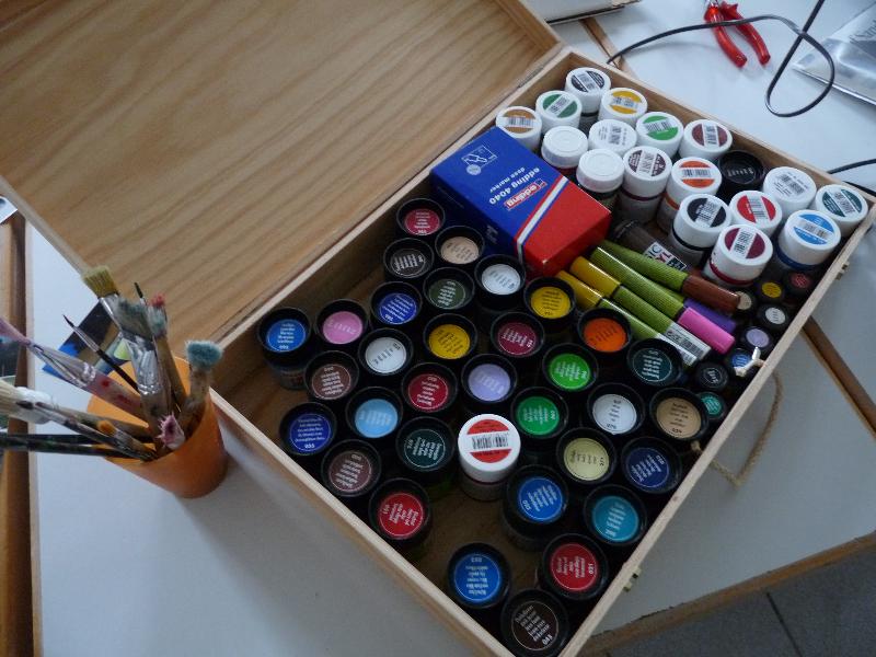 Farben Kreativ